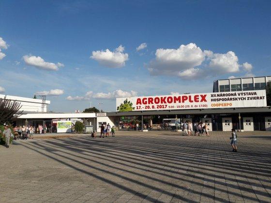 Výstava Agrokomplex 2017