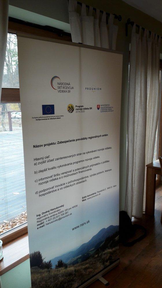 Podpora na miestny rozvoj v rámci iniciatívy LEADER