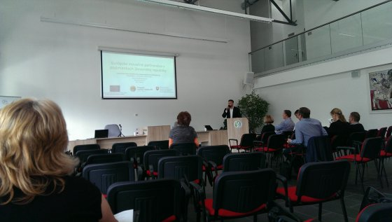 Európske inovačné partnerstvo v podmienkach Slovenskej republiky