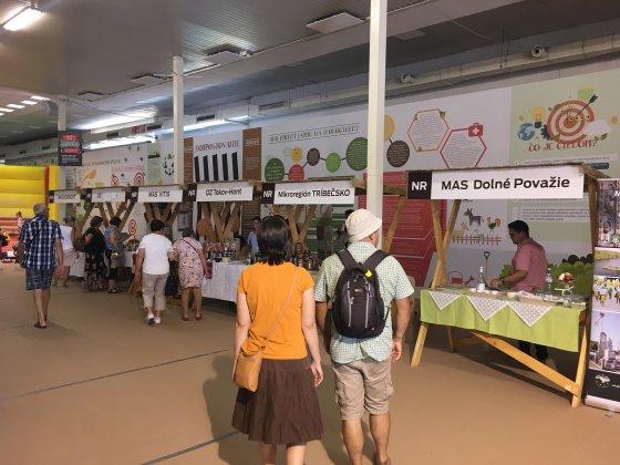 Na výstave Agrokomplex 2018
