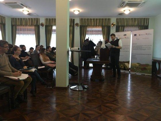 Spoluprácou k úspešnému naštartovaniu implementácie stratégií CLLD (03. 12. 2018 Nitra-Dolné Krškany)