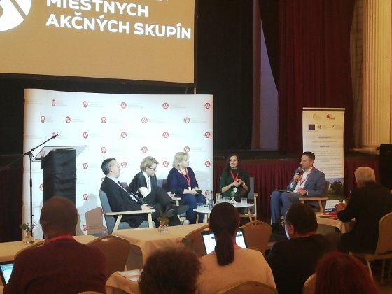 Konferencia: Súčasné problémy CLLD na Slovensku v intenciách budúcej politiky