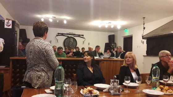 Stretnutie s partnermi z Českej republiky