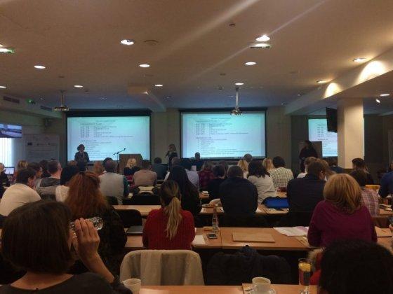 Na konferencii k postupom pre MAS v rámci implementácie stratégie CLLD