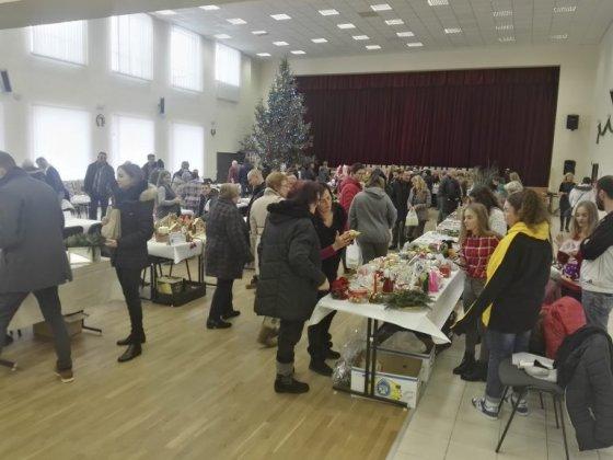 Novianska adventná remeselná nedeľa (16. 12. 2018 Nová Ves nad Žitavou)