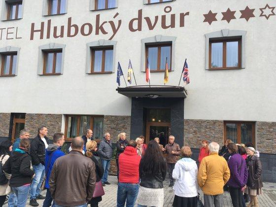 Exkurzia do Českej republiky