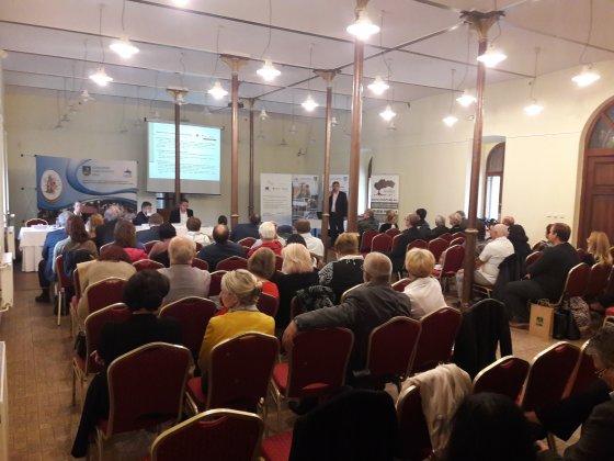 "Konferencia ""Podporujeme rozvoj vidieka"""