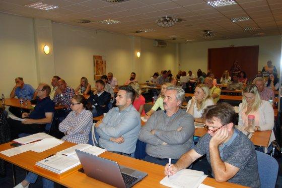 Školenie pre MAS/VSP k implementácii CLLD (Výzva č, 21/PRV/2017) (27. – 28. 07. 2017, Banská Bystrica)