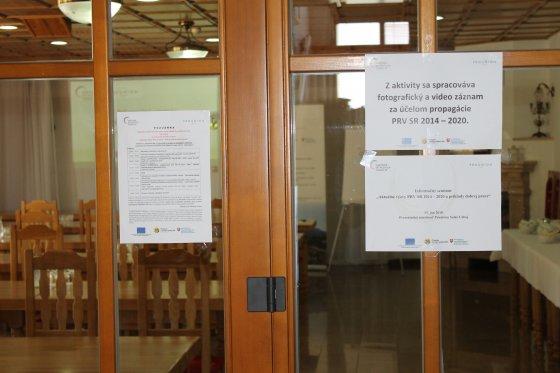 """Informačný seminár """"Aktuálne výzvy PRV SR 2014 – 2020 a príklady dobrej praxe"""""""