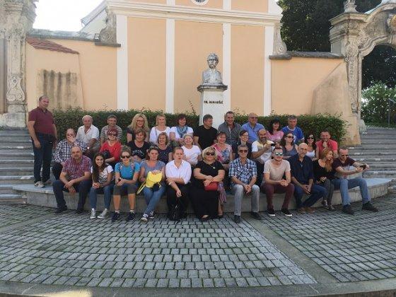 Po stopách úspešných projektov v regiónoch slovinských MAS