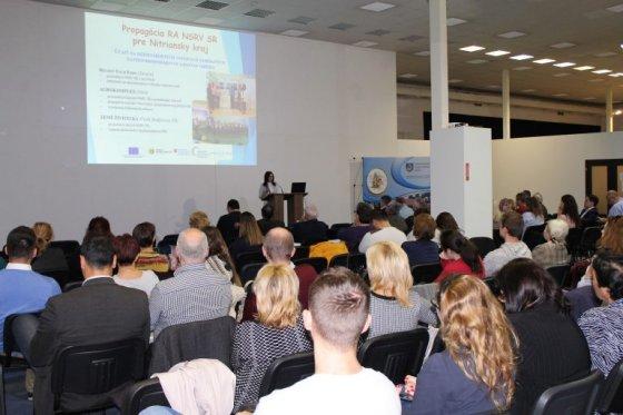 "Konferencia ""Podporujeme rozvoj vidieka v partnerstve"" (12. 11. 2018 Nitra)"