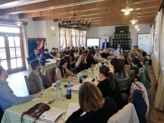 Informačný seminár k implementácii stratégií CLLD