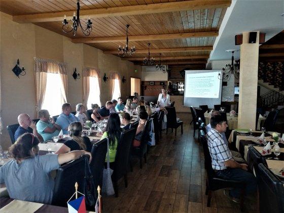 Medzinárodné stretnutie partnerov pracujúcich na princípe LEADER/CLLD z Programu rozvoja vidieka